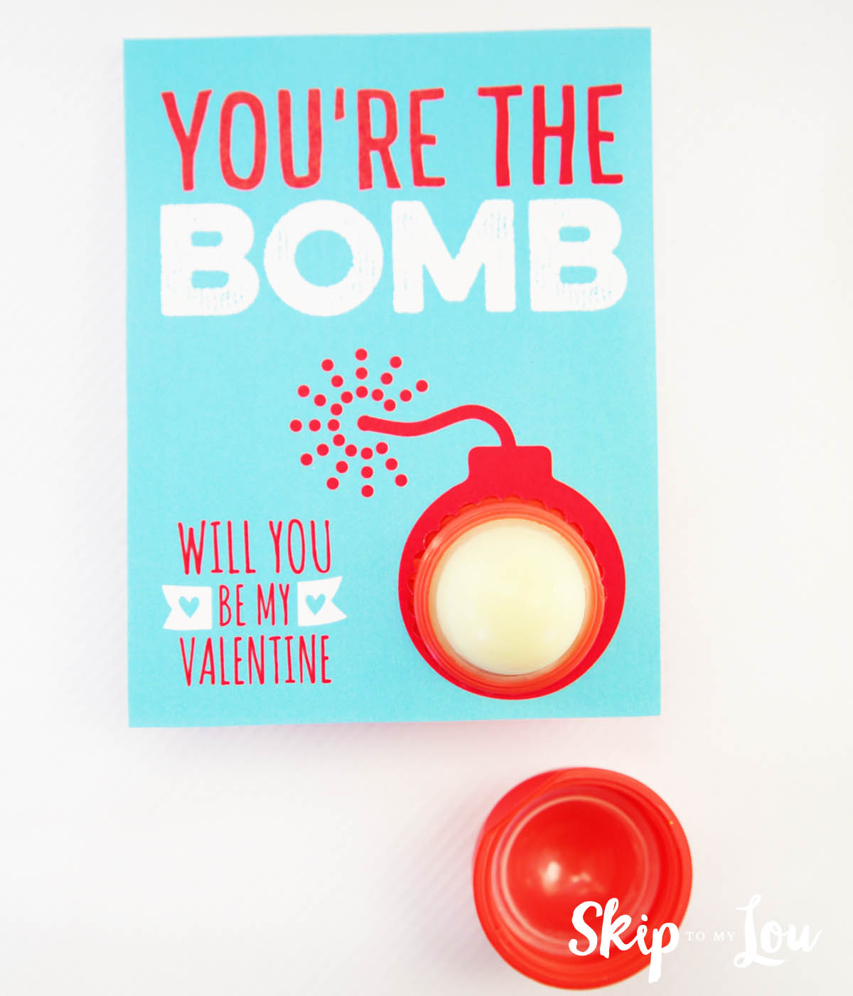 youre the bomb eos valentine gift idea