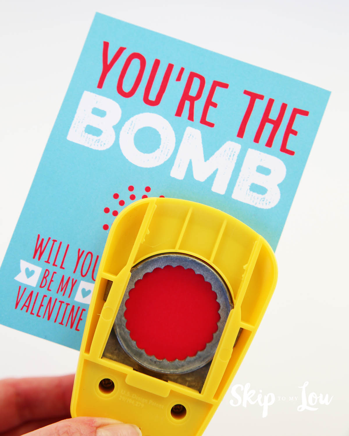 youre the bomb eos valentine gift