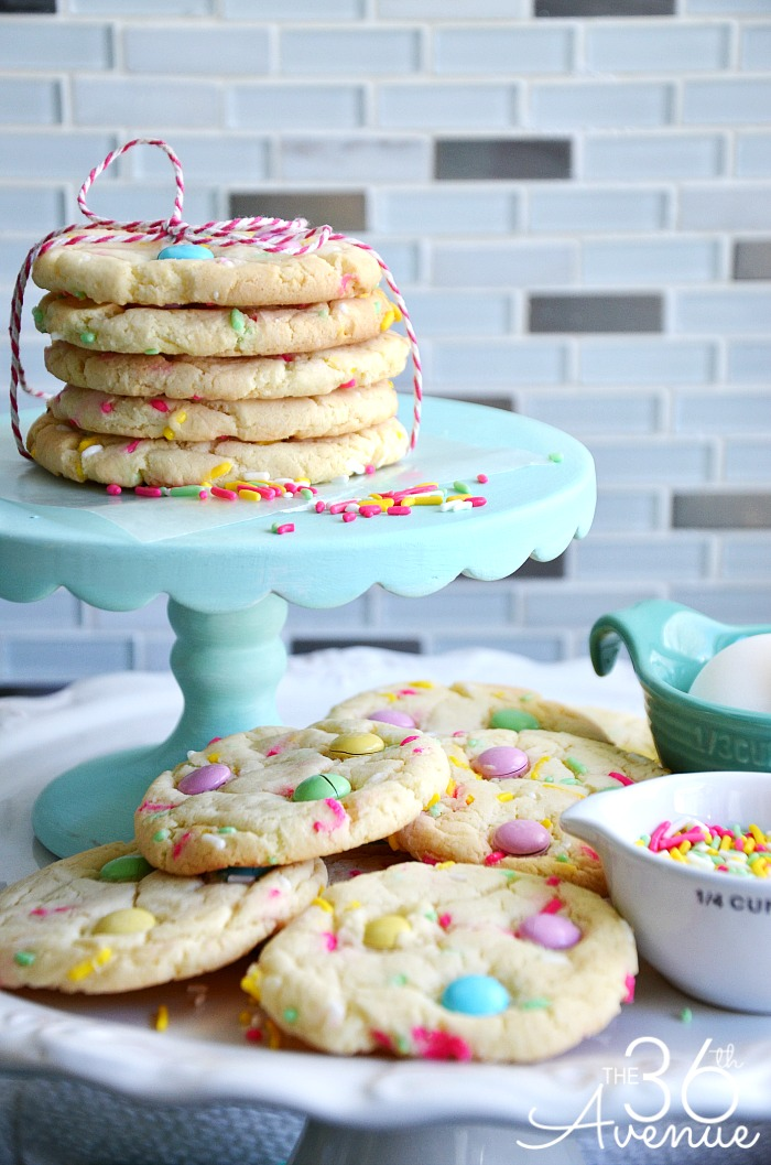 Cake-Mix-Cookies-the36thavenue.com-