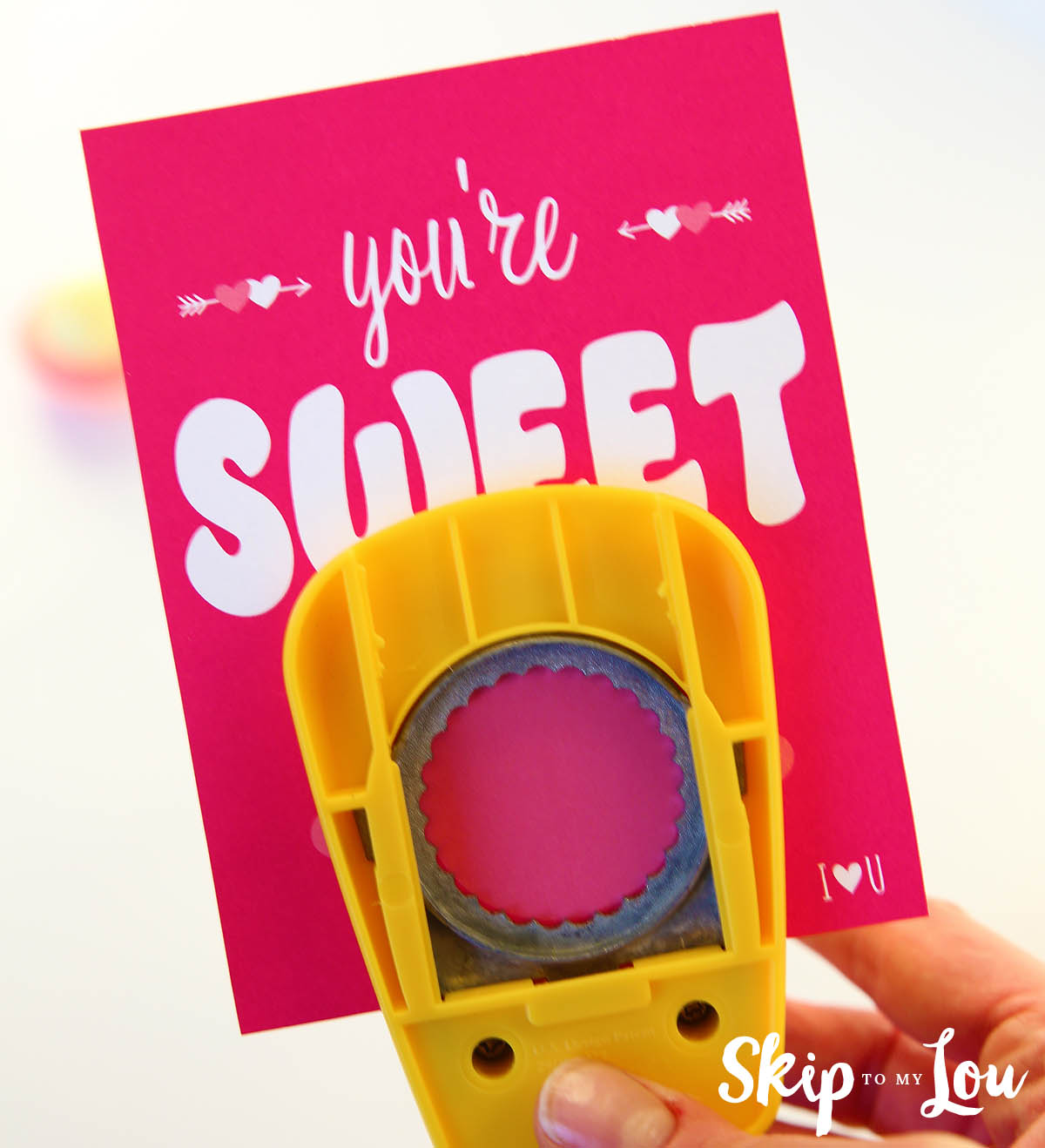 EOS youre sweet printable