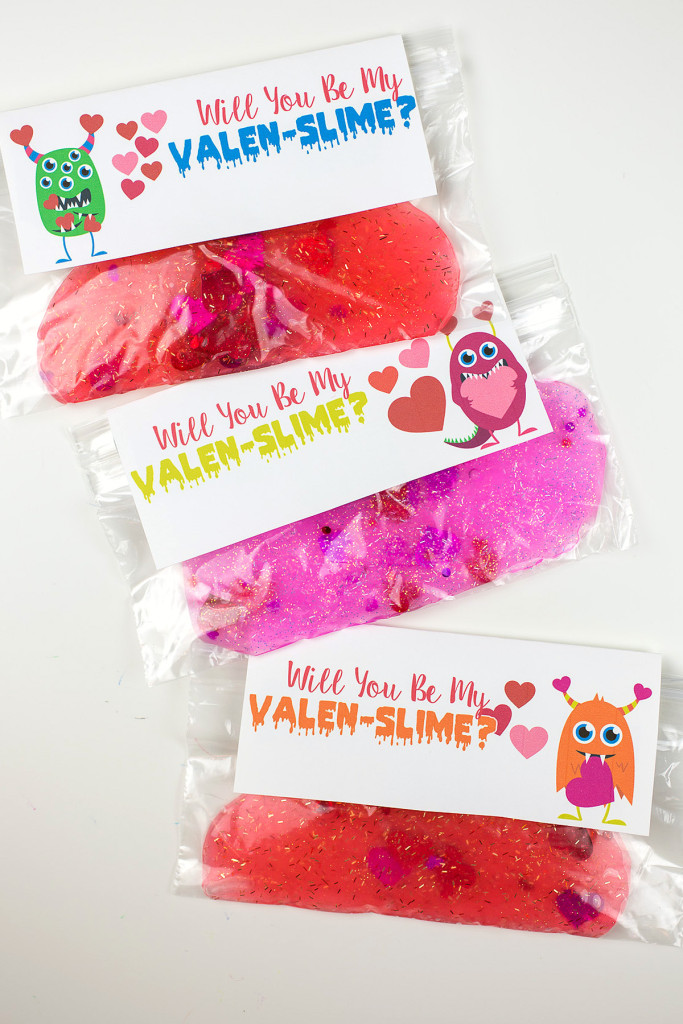 Will You Be My Valen Slime Valentines Skip To My Lou