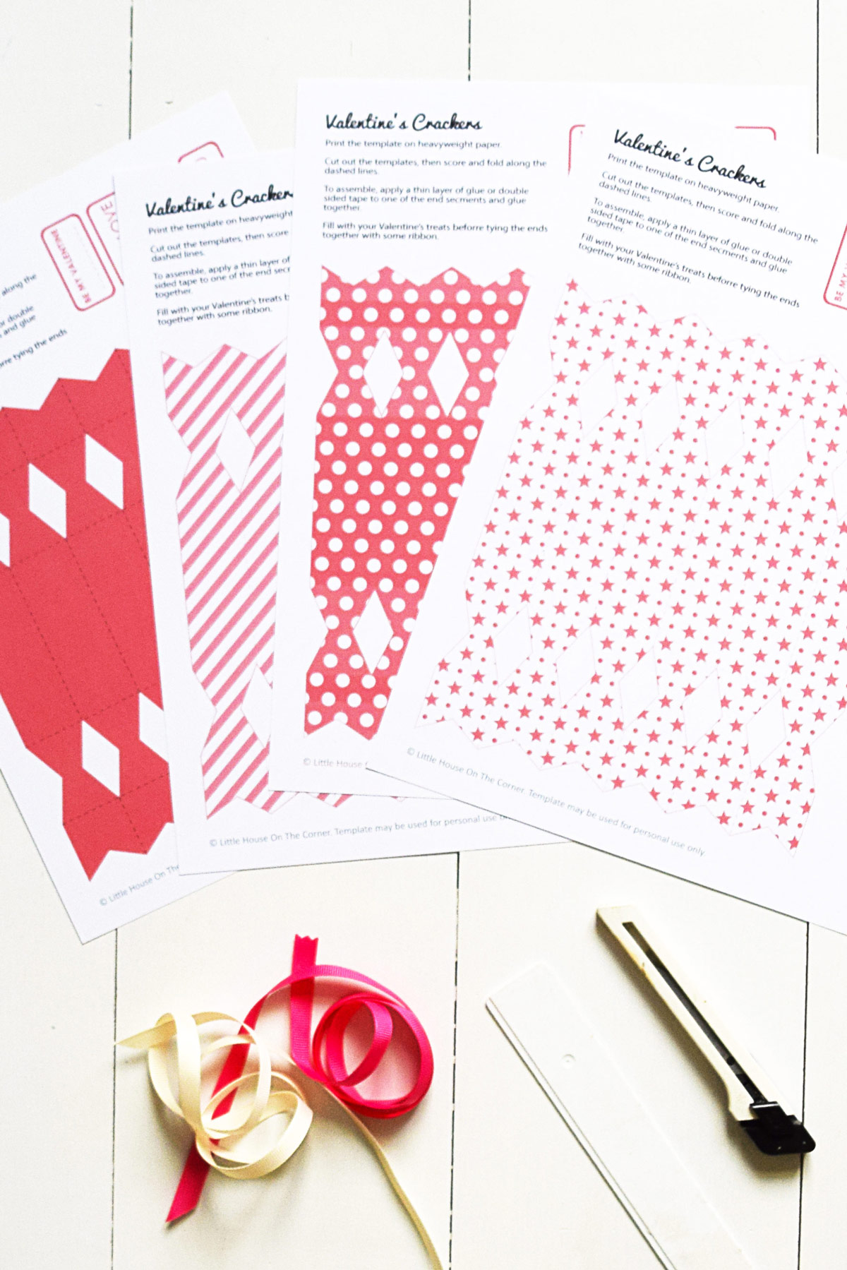Crackers For You Valentine\'s Printable | Skip To My Lou