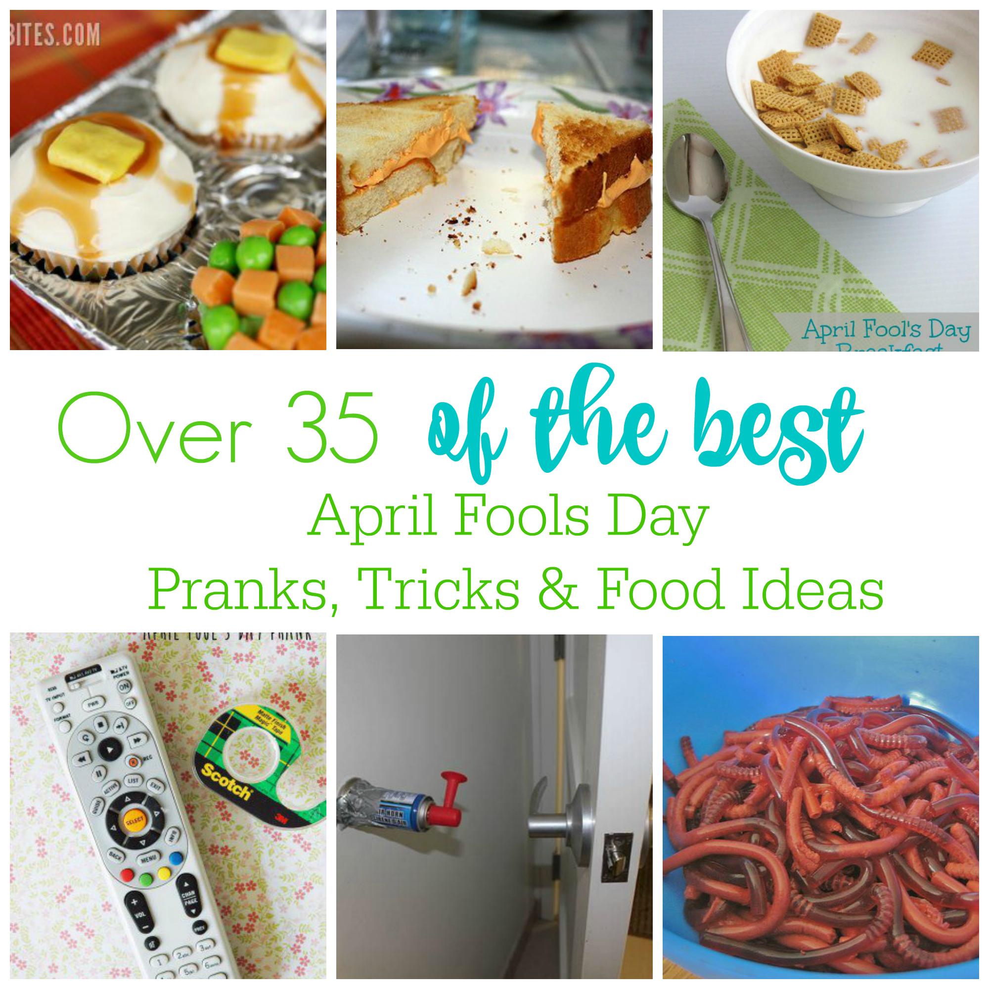 40 April Fools Day Pranks