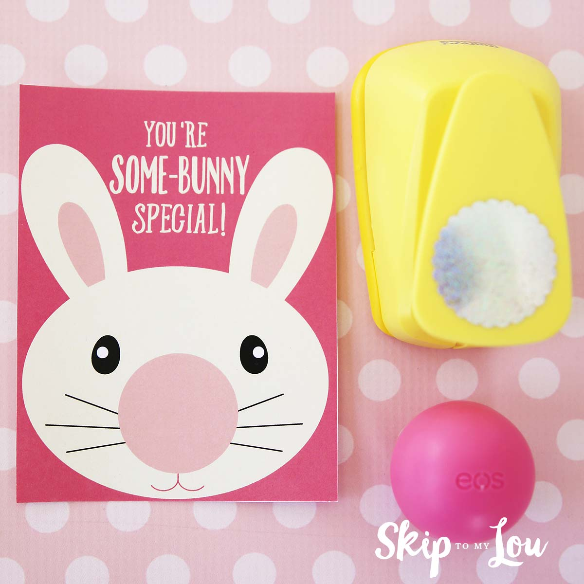 Bunny EOS gift supplies