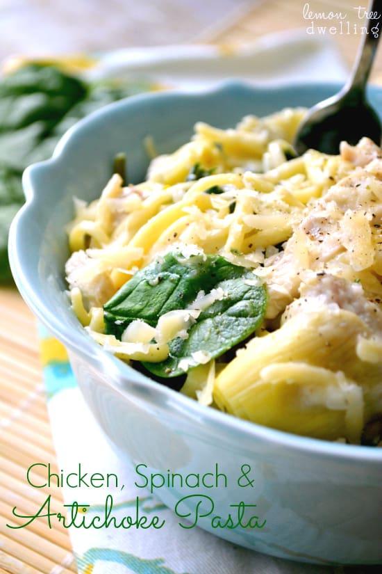 Chicken-Spinach-Artichoke-Pasta-1c