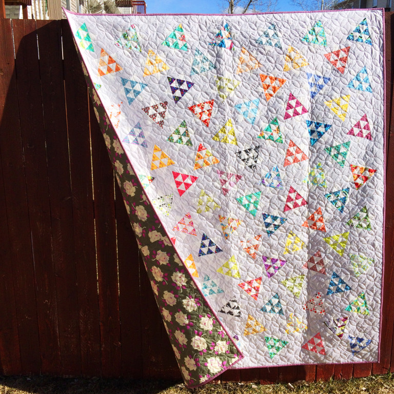 dancing star quilt pattern