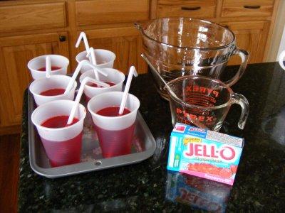 jello drinks
