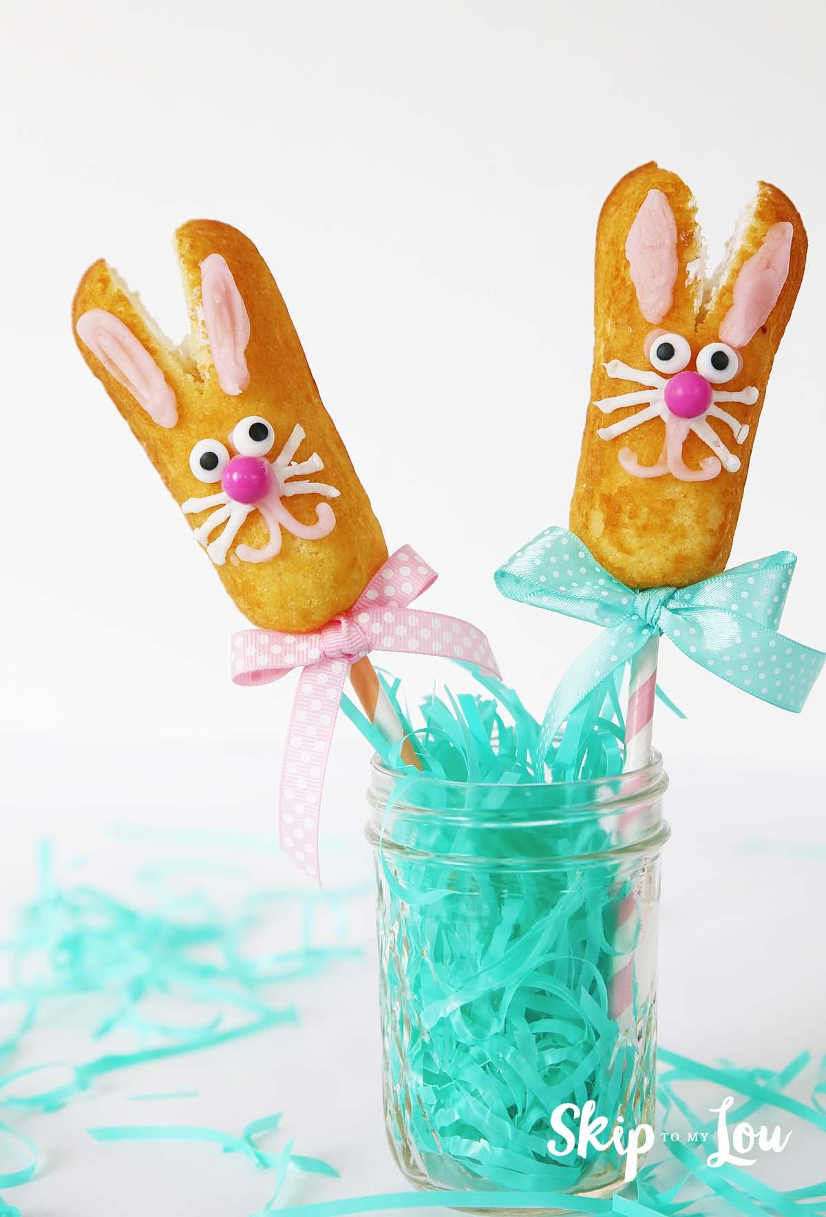 twinkie bunny pops