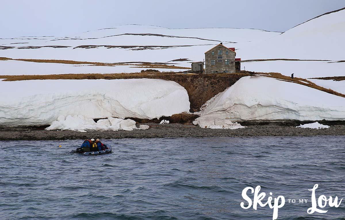 Borea Adventures Iceland boat