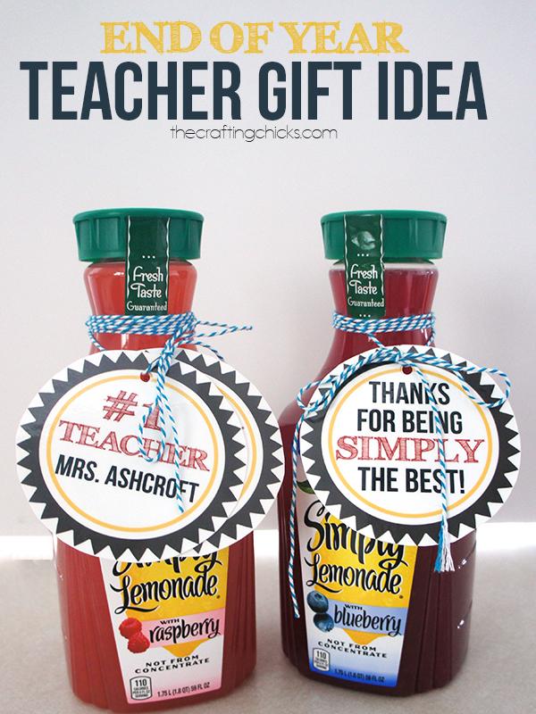 Scientific Teacher Appreciation Gift | Skip To My Lou