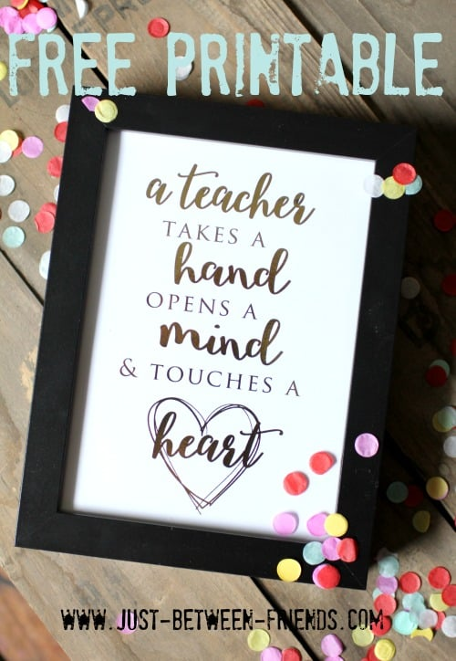 Insane image inside free printable teacher appreciation cards