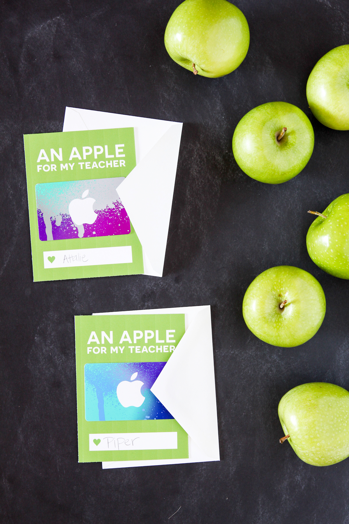 Teacher Appreciation Itunes Gift Card With Paging Supermom
