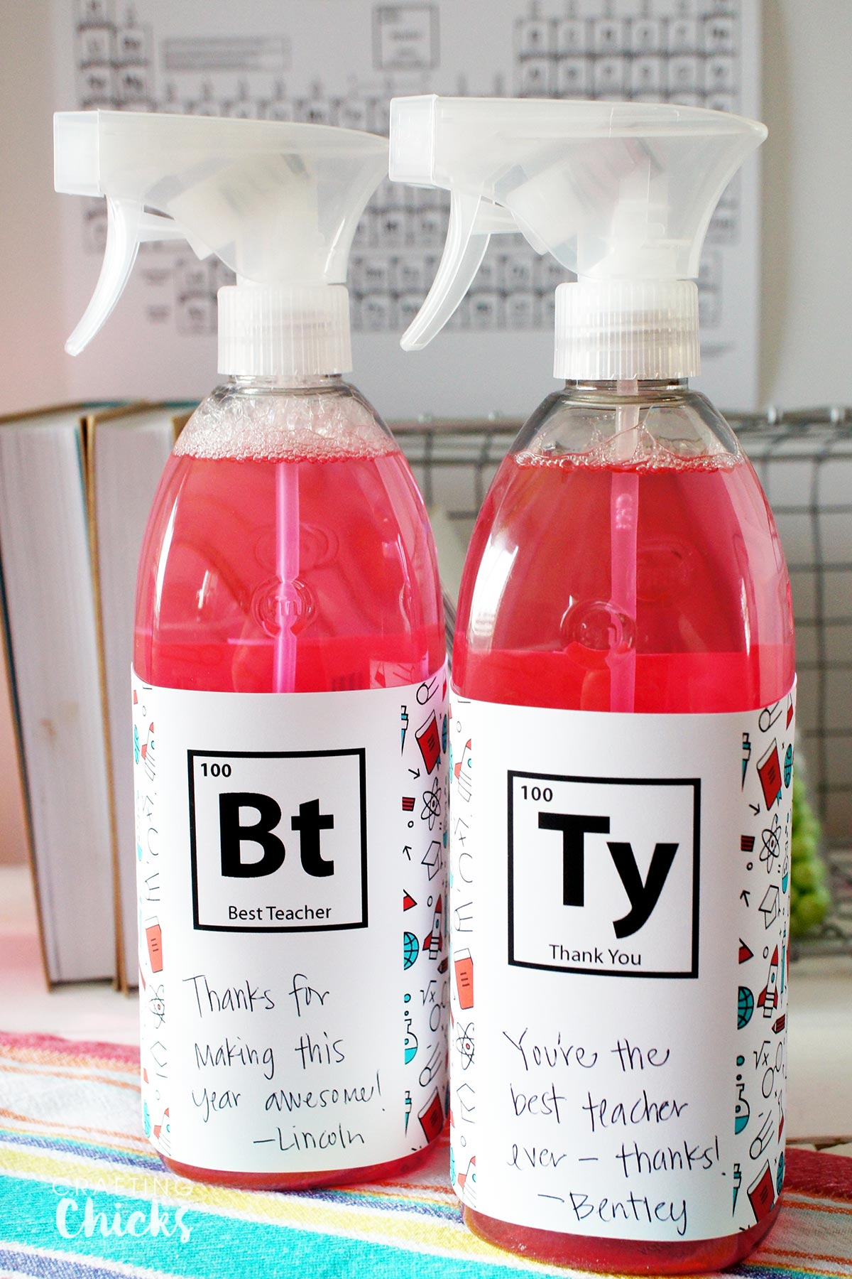 Method Cleaner Teacher Gift