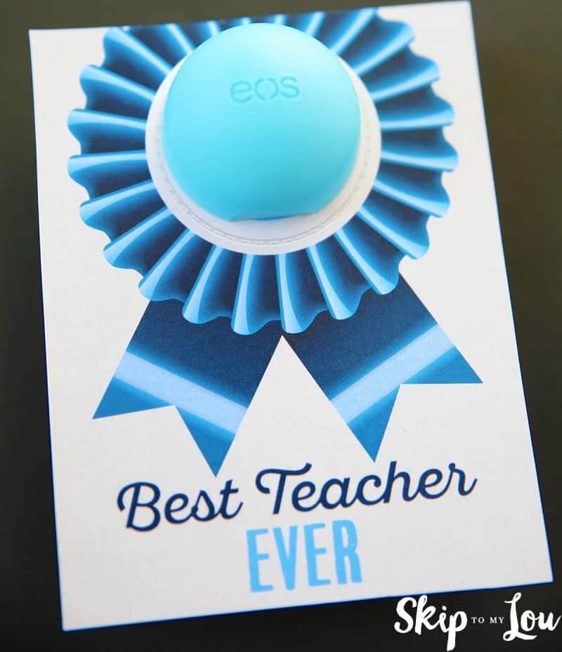 Best-teacher-ever-EOS-lip-balm-gift