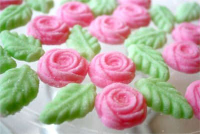 how to make cream cheese mints