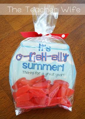 Its o-fish-ally summer printable