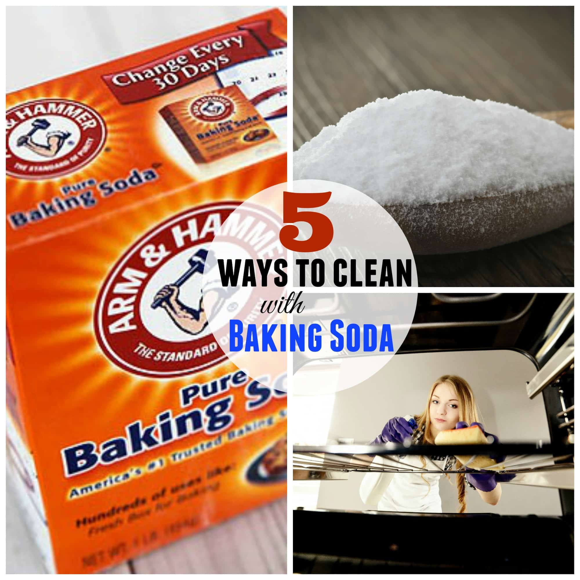 ways to clean with baking soda skip to my lou. Black Bedroom Furniture Sets. Home Design Ideas