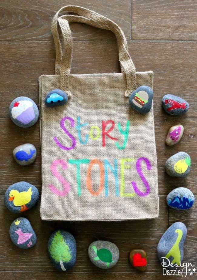 Story Stones - Design Dazzle