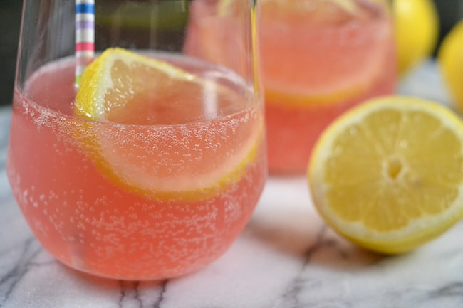 moscato pink punch