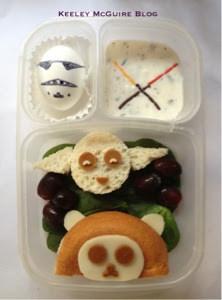Ewok Sandwich