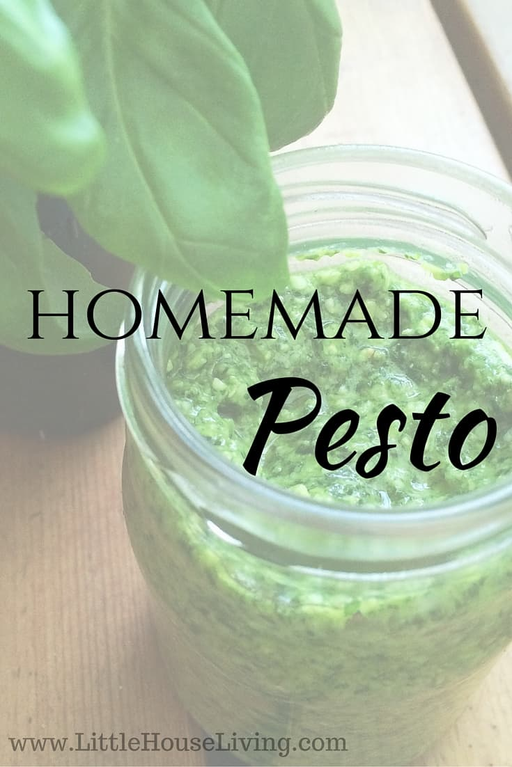 Homemade-Pesto