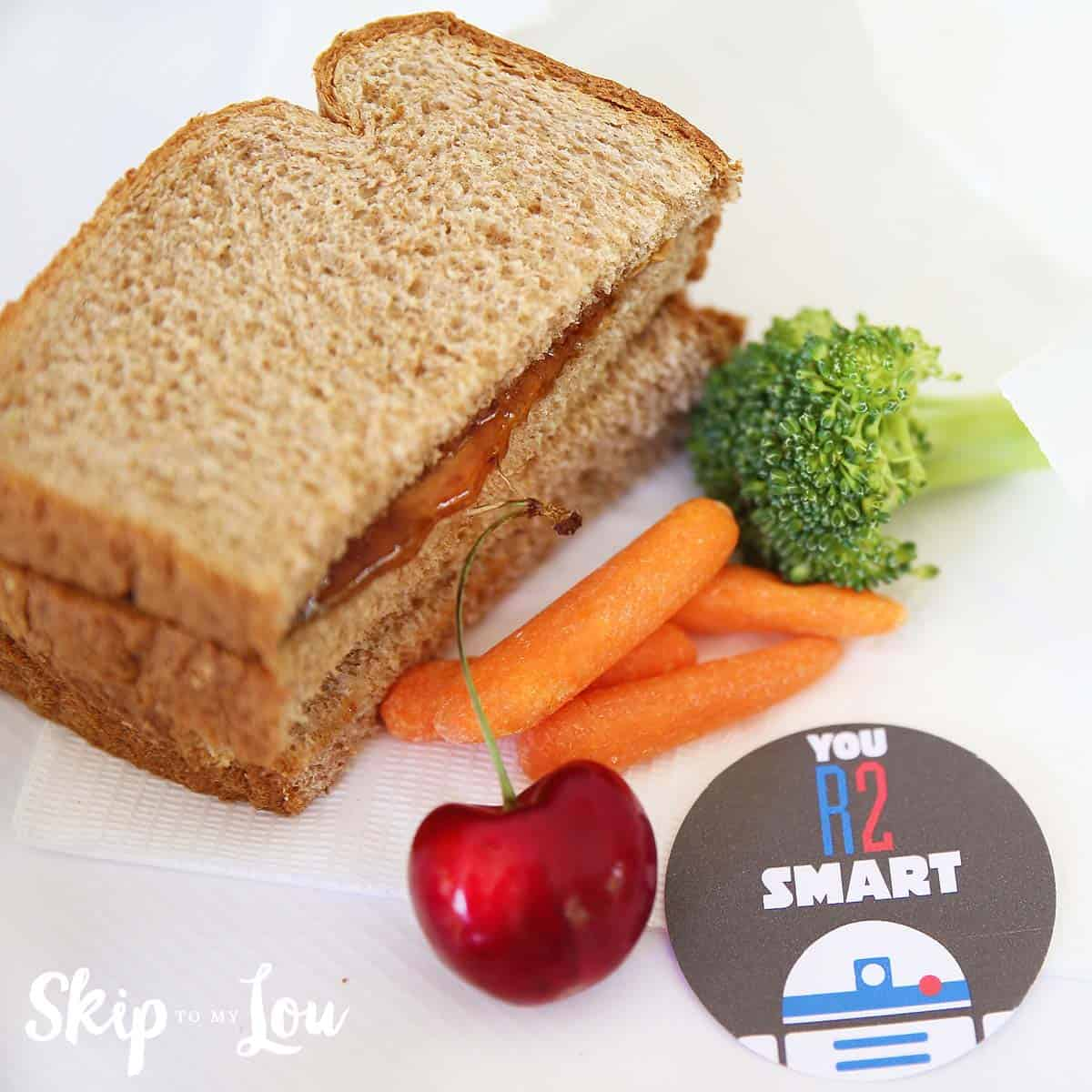 Free Printable Star Wars Lunch Box Notes Skip To My Lou