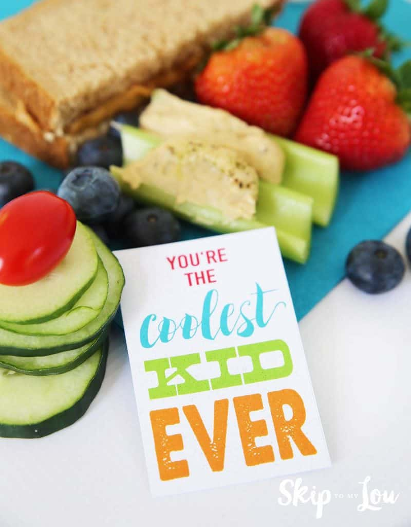 Cute Lunch Box Notes And Healthy Lunch Ideas For Kids