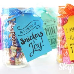 Amazing Teacher Candy Grams With Cute Sayings