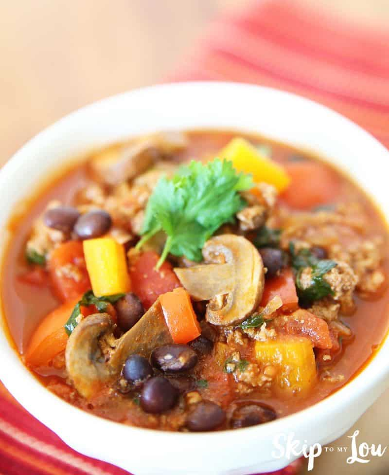 healthy fat burning soup diet