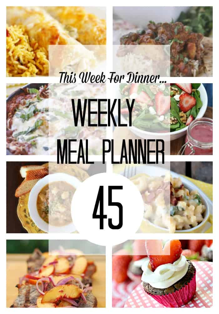 Meal Planner - Weekly Meal Plan Recipes at the36thavenue.com