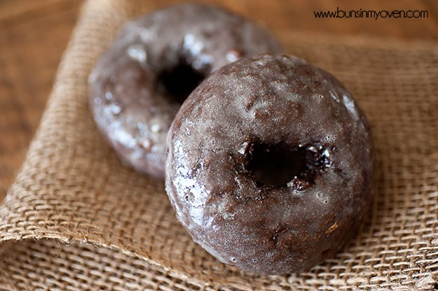 Chocolate Cake Donut Glaze Recipe