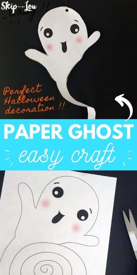 paper ghost craft PIN