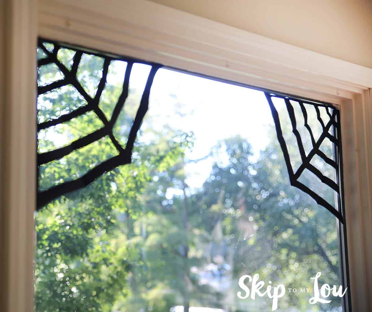Web Decor: How To Make A Paper Spider Web