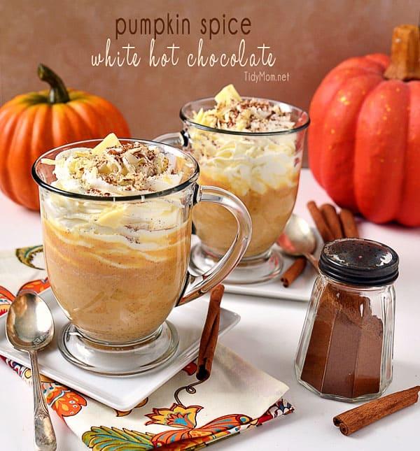 Fall Chocolate Treats