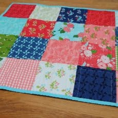 doll quilt tutorial