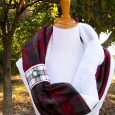 flannel-and-fleece-scarf
