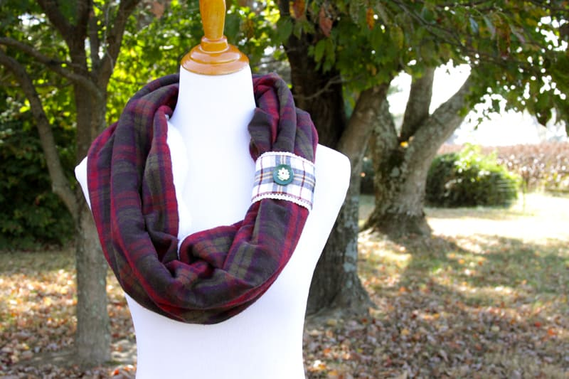 fleece-and-flannel-diy-scarf