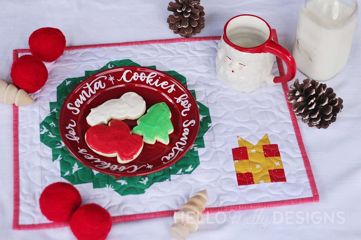 quilted-cookies-for-santa-placemat