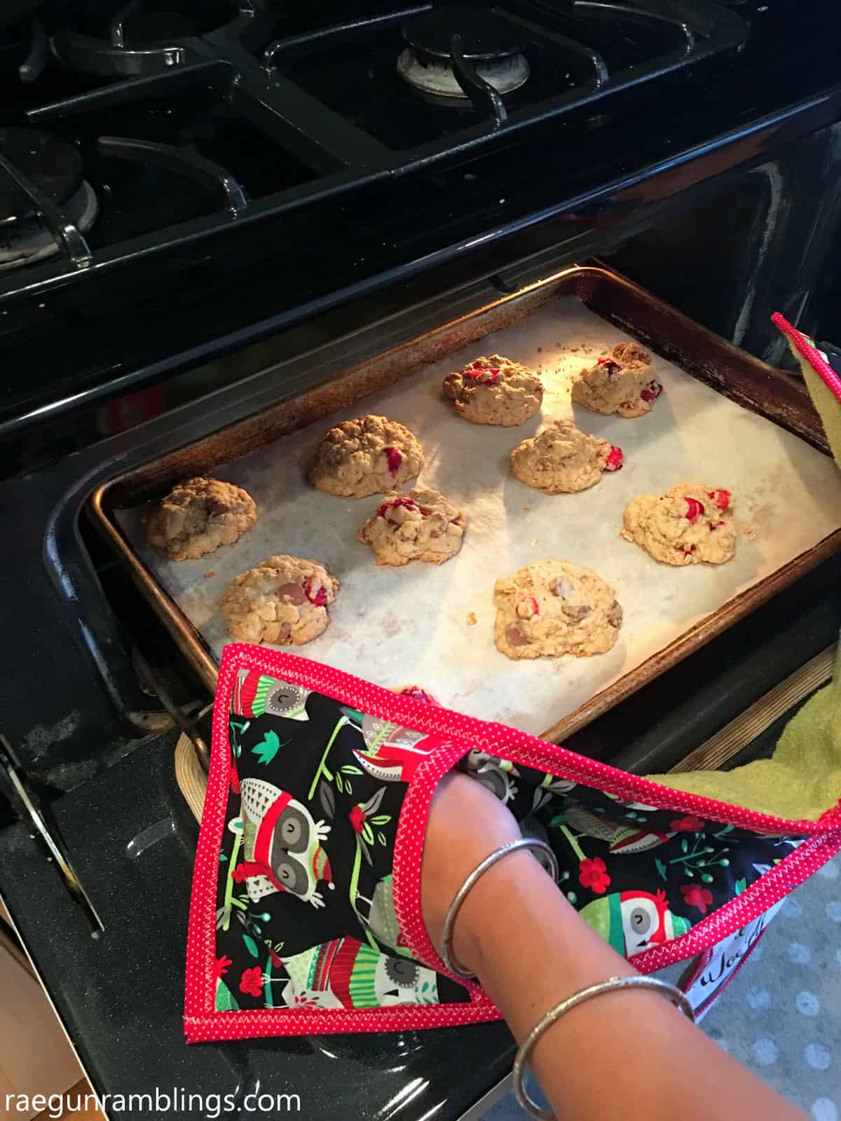 How to make a double potholder.
