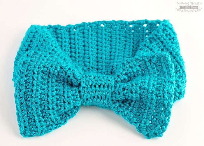 crochet-bow-headband