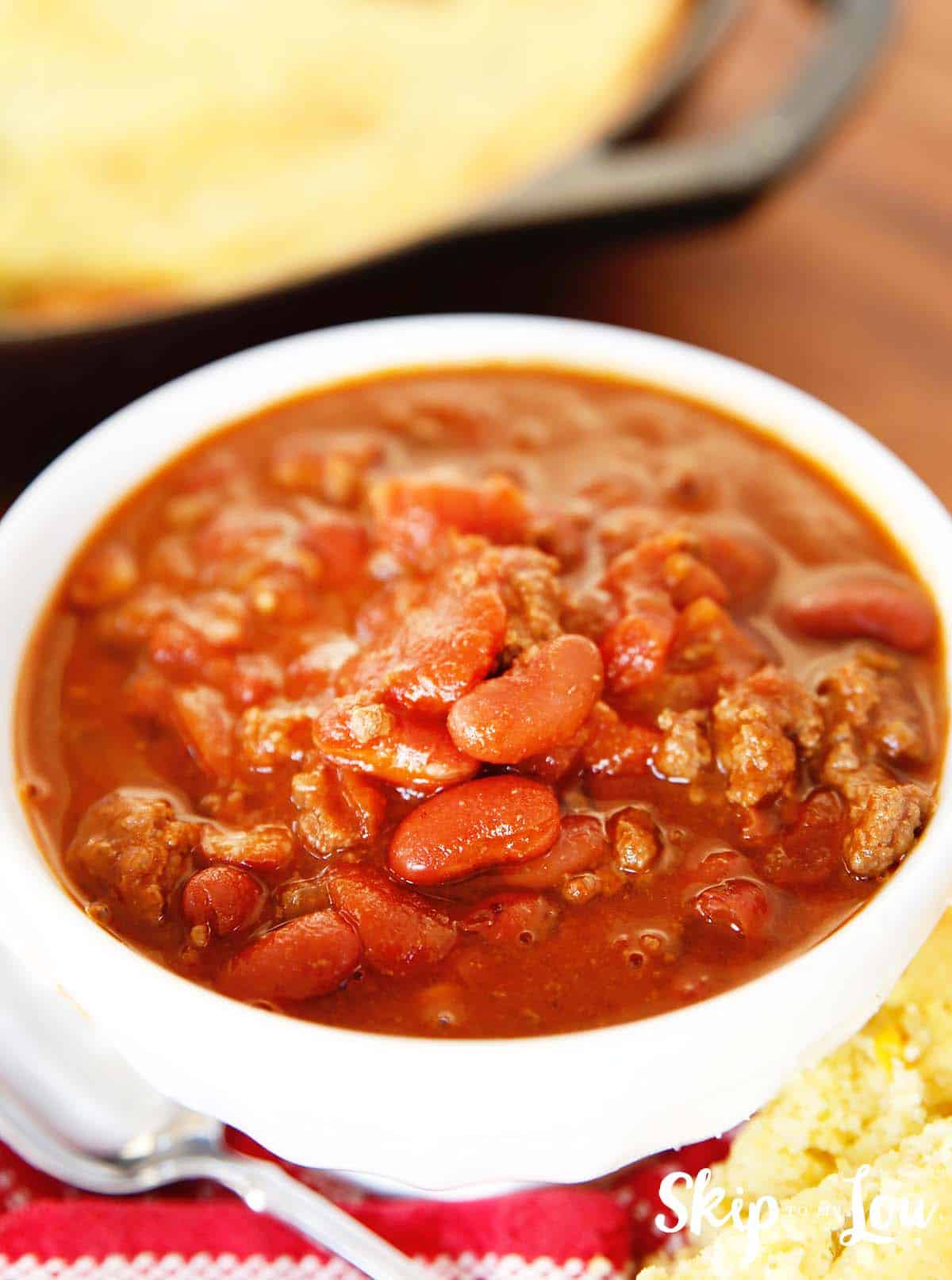 Easy Pressure Cooker Chili Recipe
