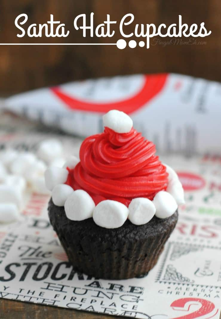 Christmas Cupcakes Skip To My Lou