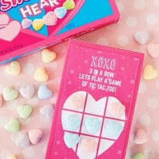 printable valentine tic tac toe