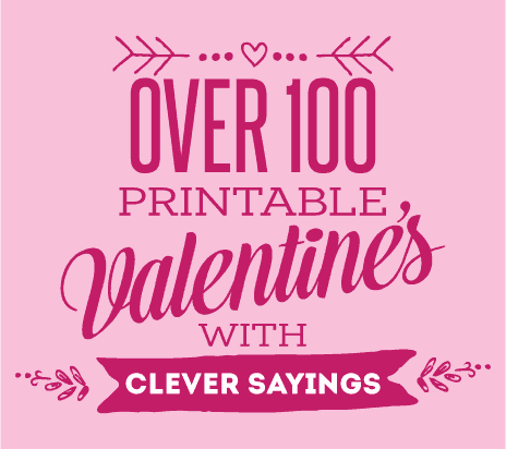 Printable Valentine Cards Skip To My Lou