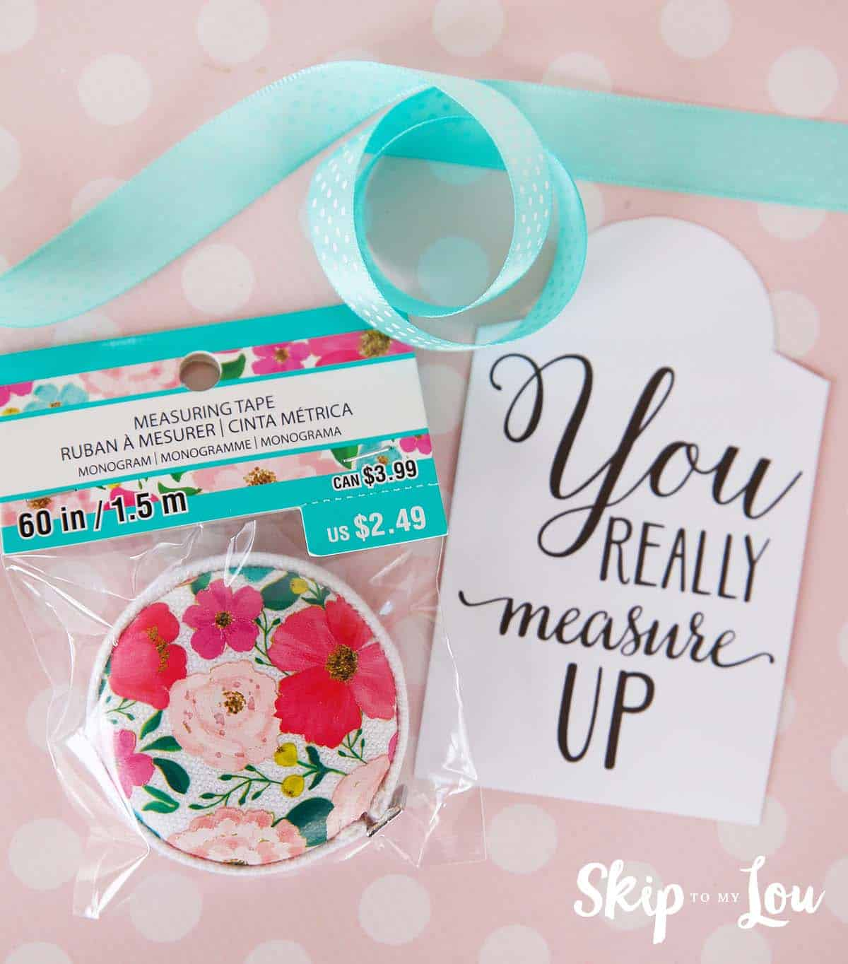 you measure up gift idea