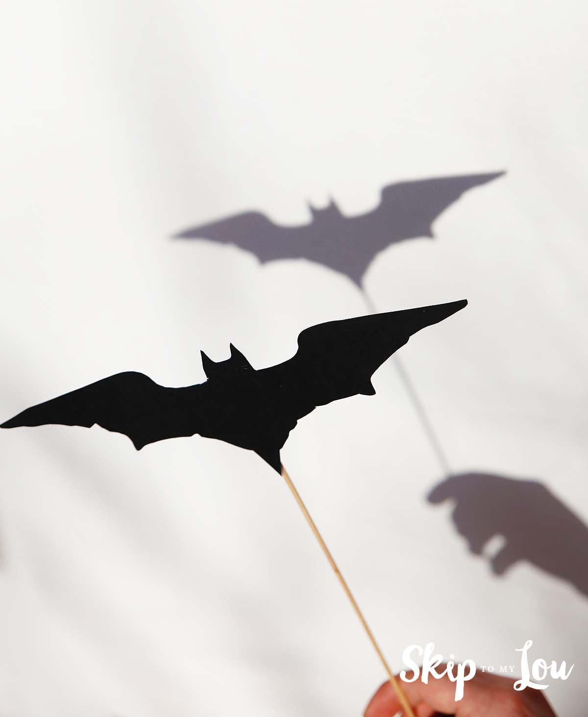 batman lego movie shadow puppet