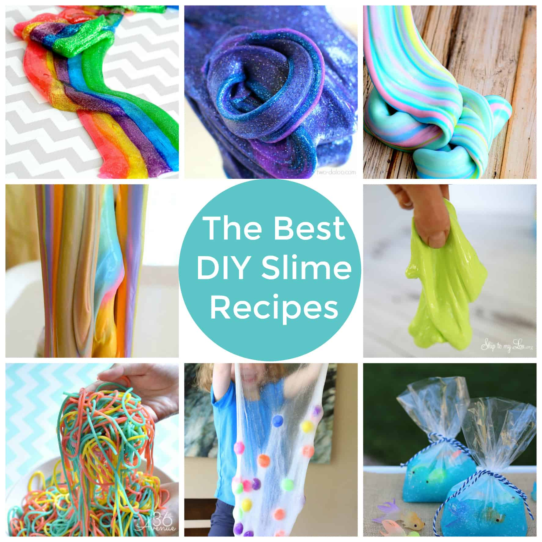 The Best DIY Slime Recipes