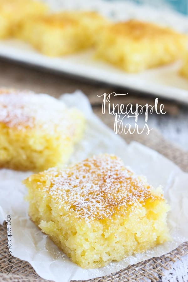 Pineapple Dessert Recipes Skip To My Lou