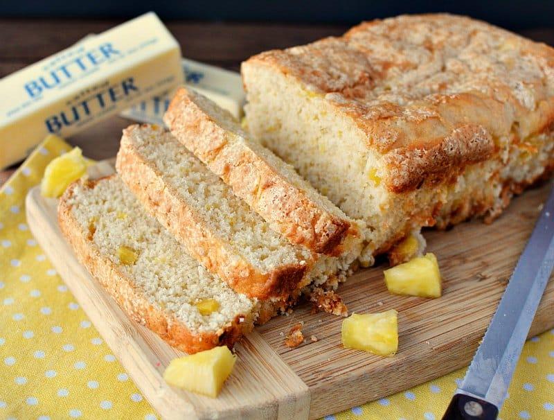 pineapple dessert recipes