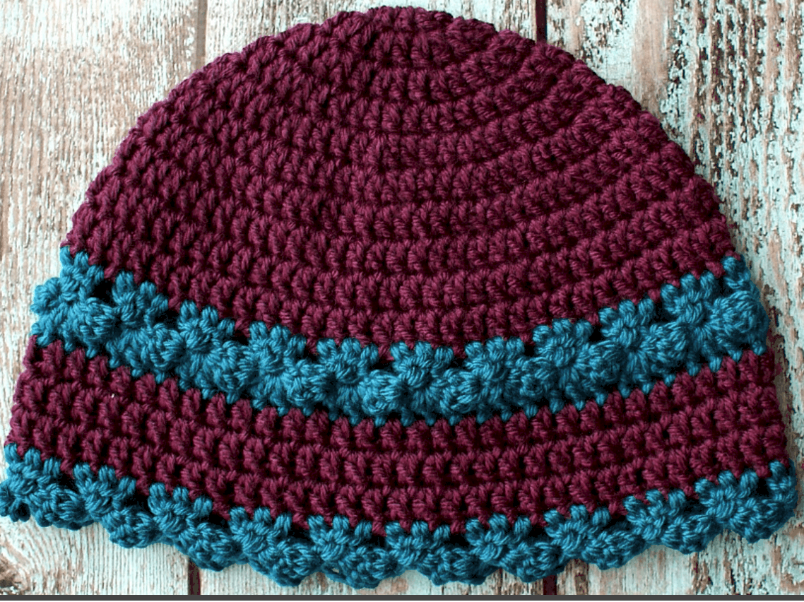 Pretty Women's Hat Pattern